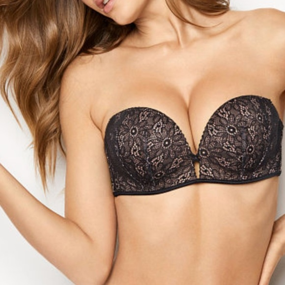 eecda39ccc627 BOMBSHELL Add-2-Cups Multi-Way Push-Up Bra 32B